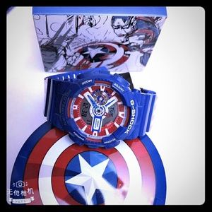Captain America Watches